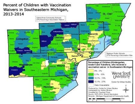 Immunizationwaivers
